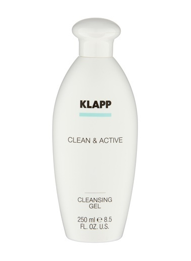 Clean&Active Cleansing Gel 250 Ml-Klapp